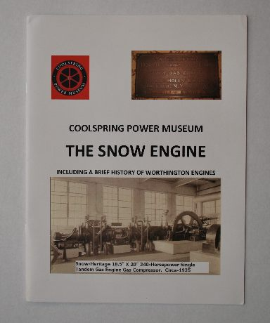Snow Engine Booklet